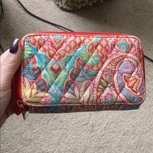 Very bradley wallet / wristlet